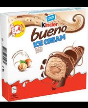 Kinder Bueno jäätis, 4 x 32 g