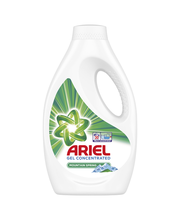 Ariel Mountain Spring pesugeel 1,1 L, 20 pesukorda
