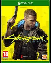 Xbox One mäng Cyberpunk 2077