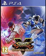 PS4 mäng Street Fighter V Champion Edition