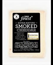 Suitsutatud Cheddari juust