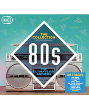 CD 80s the Collections 3 CD