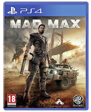 PS4 mäng Mad Max - Playstation Hits