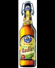 Mönchshof Natur Radler õlu 2,5%, 500 ml