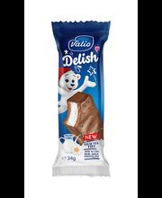 Piimasnäkk šokolaadis, 34 g