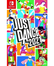 NSW mäng Just Dance 2021