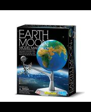 Teaduskomplekt Maa ja Kuu 4D