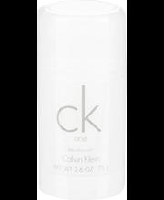 Pulkdeodorant CK One 75 ml