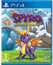PS4 mäng Spyro Reignited Trilogy