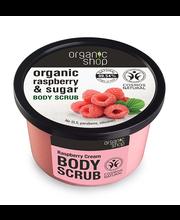 Kehakoorija raspberry 250ml