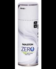 Aerosoolvärv Zero  Spray 440 ml valge