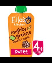Ella´s õuna-muskaatkõrvitsa püree 120 g, bio, alates 4-elukuust,gluteenivaba
