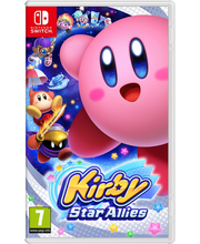 NSW mäng Kirby Star Allies