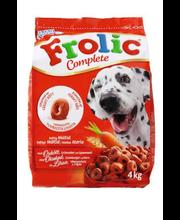 Täissööt koertele härjaliha, köögi- ja teraviljaga 1,5 kg