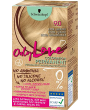 Juuksevärv Only Love 9.0 Extra Lighte Blonde