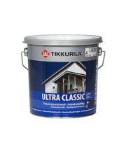 Puitfassaadivärv ULTRA CLASSIC A 2,7L