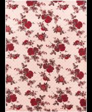 Lauamatt Midnight garden 33x45cm, roosa