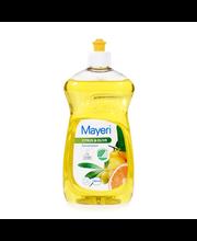 Mayeri Citrus&Olive nõudepesuvahend 500 ml, öko