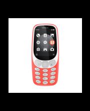 Mobiiltelefon Nokia 3310, Dual Sim, 3G, punane