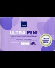 Rainbow Ultra Mini inkontinents hügieeniside 28 tk
