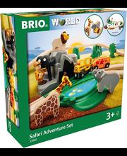 Brio safariseiklusekomplekt