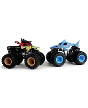 1:64 monsterautod monster jam, 2 tk pakis