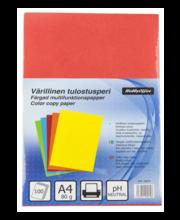 Koopiapaber A4/100l 80g värvivalik