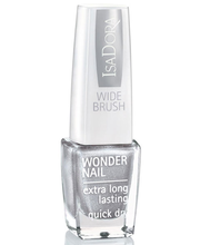 Küünelakk Wonder Nail Wide Brush 6 ml 651 Silver