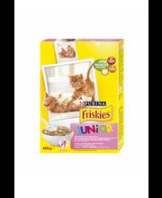 Kuivtoit kassidele kanaliha, piima ja köögiviljaga 400 g