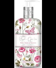 Vedelseep Royale Garden rose & vanilla 500ml