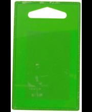 Lõikelaud 27x16,5 cm, plast