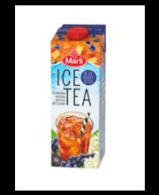 Marli Ice Tea leedri-mustikajäätee musta teega, 1 l
