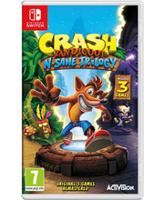NSW mäng Crash Bandicoot