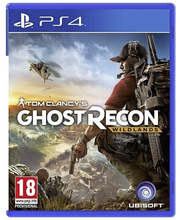 PS4 mäng Ghost Recon Wildlands