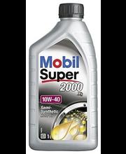 Mootoriõli Mobil Super 2000 X1 10W-40 1 l, poolsünteetiline