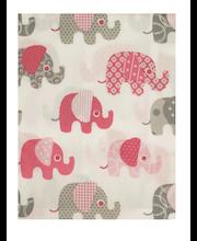 Padjapüür 40x50cm roosa elevant, 100% puuvill