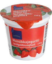 Maasikajogurt, 150 g