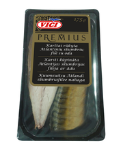 Kuumsuitsu skumbriafilee nahaga 175 g