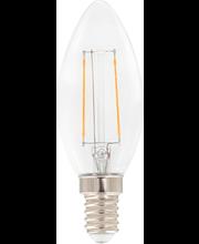 LED-küünal 1,2W E14 Kl