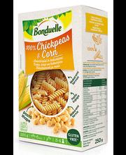 Kikernerne ja maisi gluteenivaba pasta fusilli 250 g