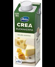Crea 3-juustu toidukoor 10%, 250 ml