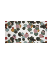 Vaip Round And Round 140 x 200 cm, värviline, puuvill