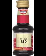 Punane toiduvärv 30 ml