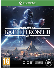 Xbox One mäng Star Wars Battlefront II