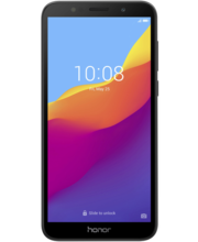 Nutitelefon Huawei Honor 7S, 16 gb, must