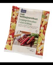 Suured juurviljatükid suppidele, 450 g