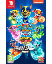 NSW mäng Paw Patrol - Mighty Pups