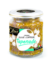 Citres Tapenade oliivi- ja kapparikreem 200 g