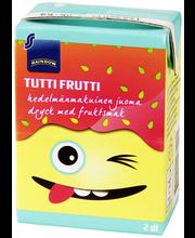 Rainbow Tuttifrutti puuviljamaitseline jook, 200ml