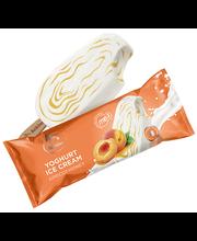 ME-3 Koore-jogurtijäätis aprikoosi-meemaitselise lisandiga 90ml/55g